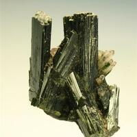 Epidote With Quartz & Hematite
