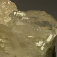 Faden Quartz & Calcite