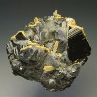 Galena Sphalerite Quartz & Calcite