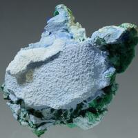 Arsenocrandallite Conichalcite Psm Azurite & Olivenite