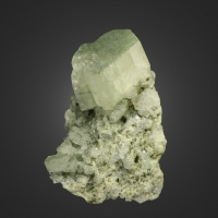 Adularia With Chlorite