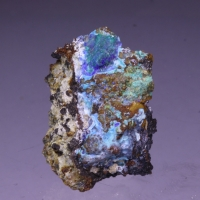Brochantite Clinoclase & Linarite