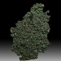Brochantite On Copper