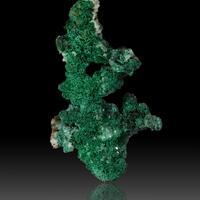 Brochantite Olivenite Conichalcite Cuprite & Calcite