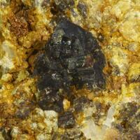Jordanite & Cadmium Wurtzite
