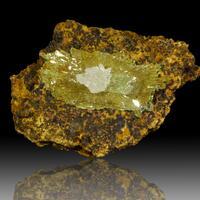 Nickeloan Adamite & Aragonite