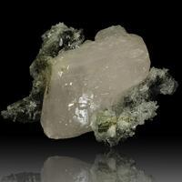 Manganoan Calcite Pyrite Sphalerite & Quartz