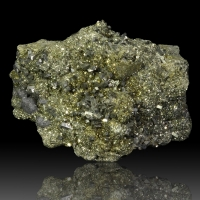 Arsenopyrite Galena & Pyrite