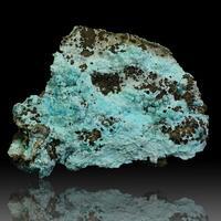 Chrysocolla & Aurichalcite