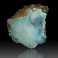 Smithsonite On Adamite