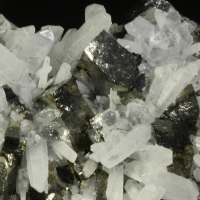 Arsenopyrite & Quartz