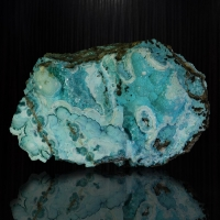 Chrysocolla Aurichalcite & Smithsonite