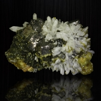 Arsenopyrite Siderite Quartz Pyrrhotite & Sphalerite