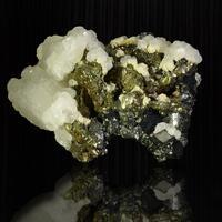 Pyrite Calcite Arsenopyrite Sphalerite Dolomite & Pyrrhotite