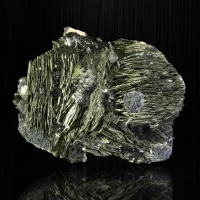 Pyrrhotite Sphalerite Boulangerite Calcite & Rhodochrosite