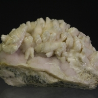 Rhodochrosite & Aragonite