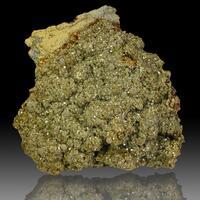 Natropharmacosiderite & Arseniosiderite