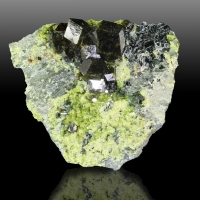 Andradite Biotite & Epidote