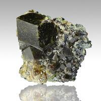 Andradite & Biotite