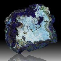 Allophane & Azurite