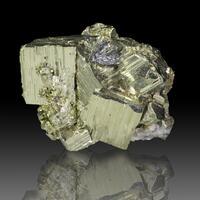 Tennantite & Pyrite