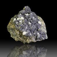 Pyrite Galena & Calcite