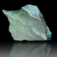 Smithsonite Aurichalcite & Chrysocolla