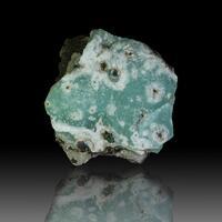 Cuprian Smithsonite
