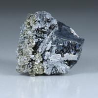 Bournonite Galena & Pyrite