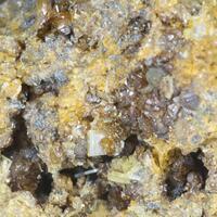 Cadmium Wurtzite & Baryte
