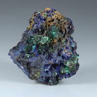 Olivenite Azurite & Conichalcite