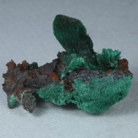 Malachite & Brochantite