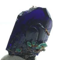 Azurite Malachite & Brochantite