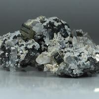 Pyrite Sphalerite Quartz & Dolomite