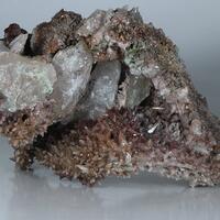 Calcite Quartz & Conichalcite