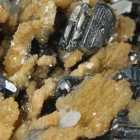 Bournonite Siderite & Quartz