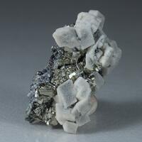 Dolomite Pyrite & Quartz