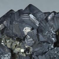 Sphalerite & Pyrite