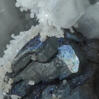 Bournonite Quartz & Calcite