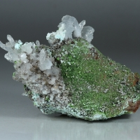 Conichalcite & Aragonite
