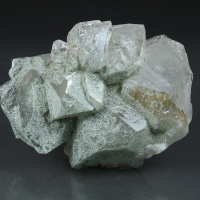 Quartz & Chlorite