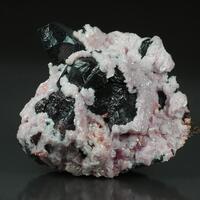 Sphalerite & Rhodochrosite