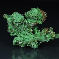 Conichalcite Cuprian Adamite & Aragonite
