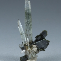Quartz Epidote & Actinolite