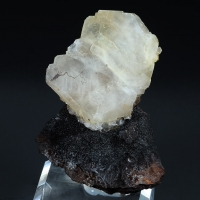 Baryte & Calcite