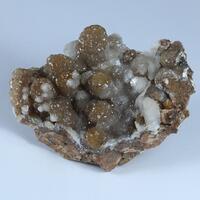 Smithsonite Psm Calcite & Calcite