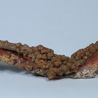 Smithsonite Calcite & Limonite