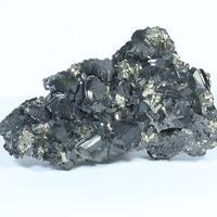 Sphalerite Bournonite & Pyrite