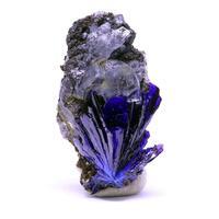 Azurite & Calcite