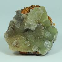 Smithsonite & Aragonite